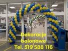 Płock hel do balonów płock balony z helem płock brama balony - 2