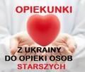 Opiekunka osob starszych z Ukrainy poszukuje pracy w Polsce
