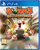 Worms Battlegrounds PS4 | PlayStation 4 Lombard Warszawa