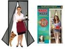 Magnetyczna moskitiera magic mesh do domu i kampera