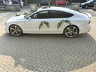 Auto do Ślubu !!! . Piękne białe AUDI S7 - 4