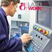 Operator CNC - stałe zatrudnienie niedaleko Torunia