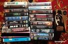 Kasety filmy VHS Xmen, Gwiezdne wojny, Kula