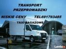 TRANSPORT PRZEPROWADZKI ,+48691793485 TAXI BAGAŻOWE KALISZ