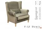 sprzedam niepowtarzalny fotel o szerokim siedzisku Katowice