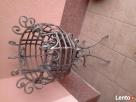 Koksownik,kosz do palenia,metaloplastyka Lubomierz