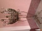 Kwietnik,kwietniki kute,metaloplastyka Lubomierz
