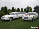 limuzyna do ślubu, auto do ślubu, fontanna czekoladowa Tuchów