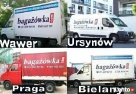 Przeprowadzki, Bagażówki Warszawskie, Usługi Transportowe - 2