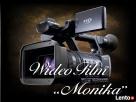 Wideofilmowanie Full HD i fotografia ślubna. Choczewo