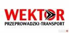 Przeprowadzki Transport Wektor Szczecin kraj zagranica