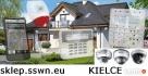 Alarmy Kielce - Telewizja Przemysłowa CCTV - Sklep, Sprzedaż Kielce