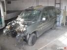 Peugeot Partner 1,4 2006 rozbity w całości lub na części Wyszków