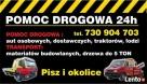 Pomoc Drogowa Holowanie 24 h Pisz