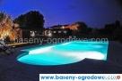 baseny ogrodowe kąpielowe zadaszenia basenowe Łowicz
