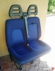 Fotel pasażera kanapa siedzenie 2 osobowe FIAT DUCATO 02-06 - 4