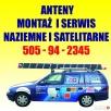 Montaż i Serwis Anten Satelitarnych i naziemnych - 2