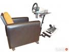 STOJAK pod kierownice m.in.G27,T500RS,CSR do fotela dom-1A - 3