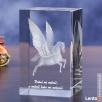 Statuetka Pegaza 3D jako prezent dla najlepszego przyjaciela - 2