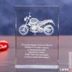 Podaruj statuetkę Motocykl 3D swojemu ukochanemu! Gorzów Wielkopolski