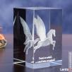 Statuetka Pegaza 3D jako prezent dla najlepszego przyjaciela - 5
