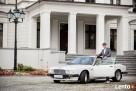 Auto dla Młodej Pary Piękny Biały Jaguar z lat 80-tych  - 3