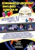 Urodziny dla dzieci - PARTY UV Blubry6D - 1