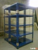 Regały metalowe 2000x1000x500 malowane proszkowo - NOWOŚĆ - 4
