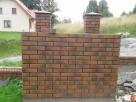murowanie ogrodzeń z klinkieru i elewacji - 1