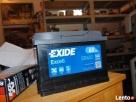 Akumulator Exide Excell EB602 60Ah 540A Wymiana za darmo Aut
