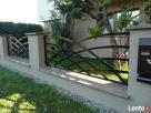 Płoty kute,ogrodzenia nowoczesne furtki, bramy, balustrady - 1