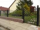 Płoty kute,ogrodzenia nowoczesne furtki, bramy, balustrady - 3