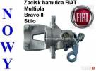 Zaciski zacisk hamulcowy tył Fiat Bravo II Multipla Stilo