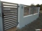Płoty kute,ogrodzenia nowoczesne furtki, bramy, balustrady - 7