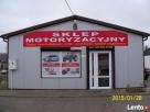 Sklep Motoryzacyjny - wizytówka sklepu Chynów
