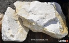 Bryła głaz monolit biały skały białe Wrocław