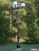 Lampa ogrodowa Zbuczyn