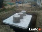 Zbiornik betonowy na szambo o pojemności 8m3 Transport Częstochowa