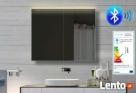 Lux-aqua lustro łazienkowe RADIO MP3 USB zegar SUPER PREZENT - 5