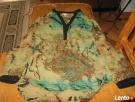 Nowa Zielona luźna bluzka z długim rękawem M-L - 3