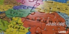 PUZZLE EDUKACYJNE Mapa Europy - NOWOŚĆ polski produkt - 3