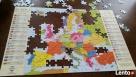 PUZZLE EDUKACYJNE Mapa Europy - NOWOŚĆ polski produkt - 2
