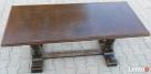 Solidna ława od stolarza, lite drewno 140 x 60 cm - 1