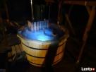 Gorące beczki banie ruskie Hot Tub jacuzzi LED Lublin