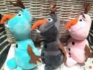 Bałwanek OLAF 50cm. 3 kolory Frozen Śpiewa Po Polsku - 1
