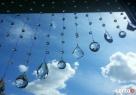 Wisiory z kryształu, kryształy do zawieszenia