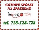 Sprzedam Gotową Spółkę z.o.o. Warszawa