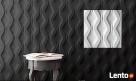 panele 3D dekoracyjne panel ścienny gipsowy - 6