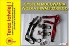 PASY DO MOCOWANIA WÓZKÓW INWALIDZKICH W SAMOCHODZIE - NOWE - 1