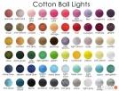 HIT! Kule Cotton Ball Lights - stwórz własny zestaw! - 1
